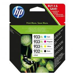 Cartucho Hp 932Xl-933Xl C2P42Ae Pack (Bk-C-M-Y)