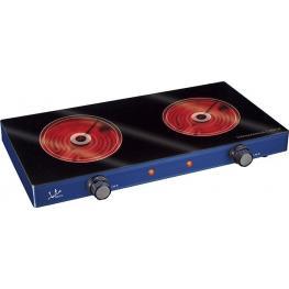 Cocina Electrica Jata V142 Vitroceramica 2 Fuegos