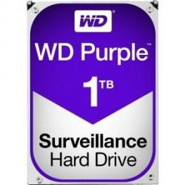 Disco Duro 3.5 Western Digital 1Tb Sata3 Purple