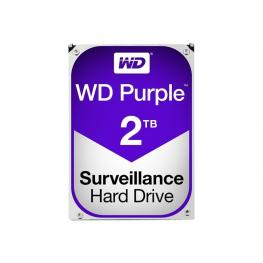 Disco Duro 3.5 Western Digital 2Tb Sata3 Purple
