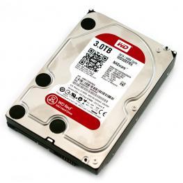 Disco Duro 3.5 Western Digital 3Tb Sata3 Red