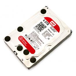Disco Duro 3.5 Western Digital 4Tb Red Sata 600