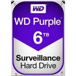 Disco Duro 3.5 Western Digital 6Tb Sata3 Purple