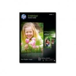Hp Papel Fotografico Glossy 200G M2 100 Hojas