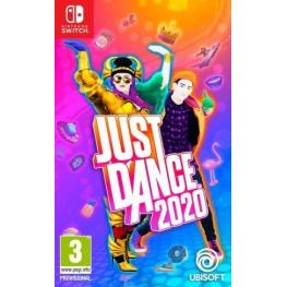 Juego Just Dance 2020 Nintendo Switch