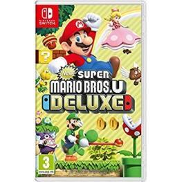 Juego New Super Mario Bros U Deluxe Para Nintendo