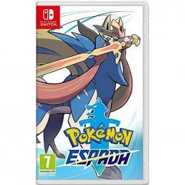 Juego Pokemon Sword Para Nintendo Switch