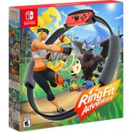 Juego Ring Fit Adventure Para Nintendo Switch
