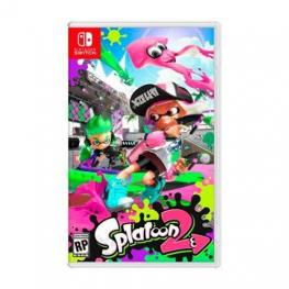 Juego Splatoon 2 Para Nintendo Switch