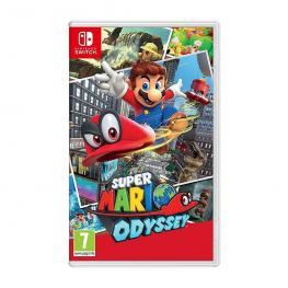 Juego Super Mario Odyssey Para Nintendo Switch