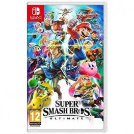 Juego Super Smash Bros Para Nintendo Switch