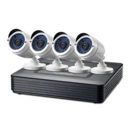 Kit Videovigilancia Level One Cctv 4C 4Camaras