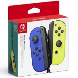 Mandos Switch Joycon Azul Amarillo
