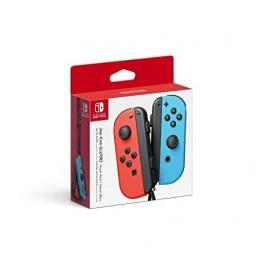 Mandos Switch Joycon Rojo Azul
