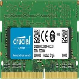 Memoria Crucial Sodimm Ddr4 4Gb 2666 Mhz Cl19