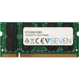 Memoria V7 Sodimm Ddr2 1Gb 667Mhz Pc5300