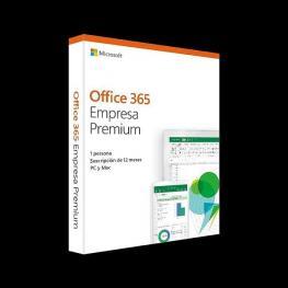 Microsoft Office 365 Empresa Premium 2019 Anual Pk