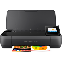 Multifuncion Hp Officejet Pro 250 Portatil