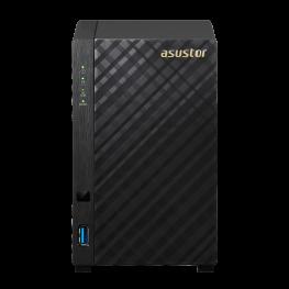 Nas Asustor 0Tb 2 Bay Armada-385 Dual-Core