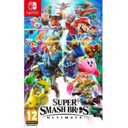 Nintendo Videojuego Super Smash Bros Switch
