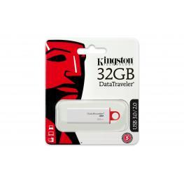 Pen Drive 32Gb Kingston Datatraveler G4 Usb 3.0