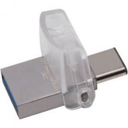 Pen Drive 32Gb Kingston Usb 3.1+Microduo Usb C