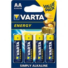Pilas Varta Alkalina Aa Pack 4U