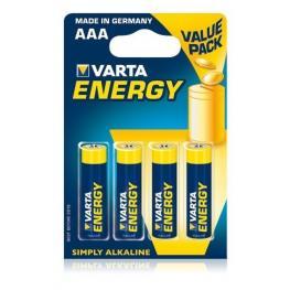 Pilas Varta Alkalina Aaa Pack 4U