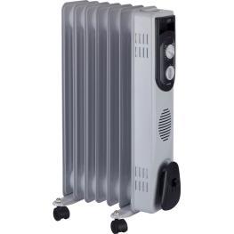 Radiador de Aceite Jata 1500W 7 Elementos