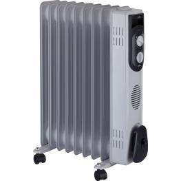 Radiador de Aceite Jata 2000W 9 Elementos