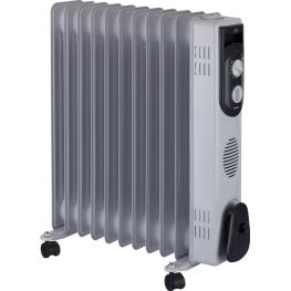 Radiador de Aceite Jata 2500W 11 Elementos