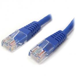 Startech Cable 1,5M Eth. Cat5E Azul