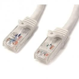 Startech Cable 2M Blanco Red Gigabit Cat6 Eth. Rj4
