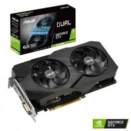 Svga Geforce Asus Dual-Gtx1660S-6G Evo