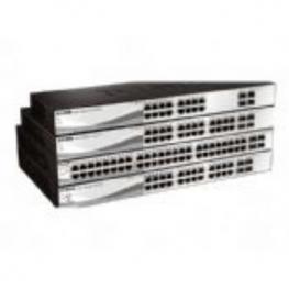 Switch D-Link 24 Puertos 10-100-1000 + 4 Sfp