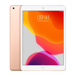 Tablet Apple Ipad 10.2 2019 Wifi 32Gb Oro
