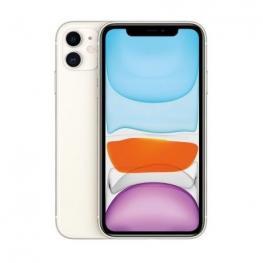 Telefono Movil Apple Iphone 11 256Gb Blanco
