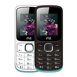 Telefono Movil Ora Phone Aira E1701 1,77 Dual Sim Negro