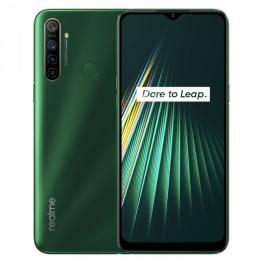 Telefono Movil Realme 5I Forest Green 6.5-Oc2.0-4Gb-64Gb