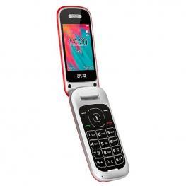 Telefono Movil Spc Velvet 2.4 Rojo