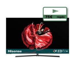 Television 55 Hisense O8B Oled 4K Hdr Smart Ai + Eci 75?