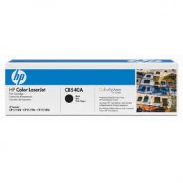 Toner Hp Cb540A Lj Cp1215-1515 Negro 125A