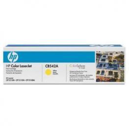 Toner Hp Cb542A Lj-1215-1515 Amarillo 125A