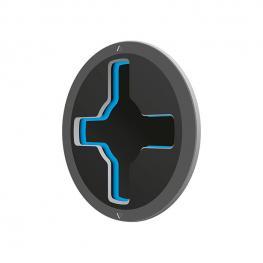 Mobilis 044009 Universal Soporte Pasivo Negro Soporte