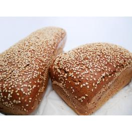 Pan de Centeno Integral 100% Con Semillas de Sésamo 900Gr Ecológico
