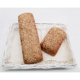 Pan de Centeno Integral 100% Con Semillas de Sésamo 600Gr Ecológico