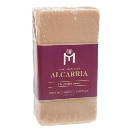 Jabón Alcarria Bio