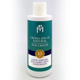 Crema Solar Natural Fps 15