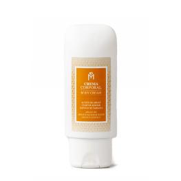 Crema Corporal Con Aceite de Argán , Flor de Azahar y Naranja  200 Ml