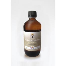 Aceite Orgánico de Argán Aromatizado Con Lavanda 250Ml